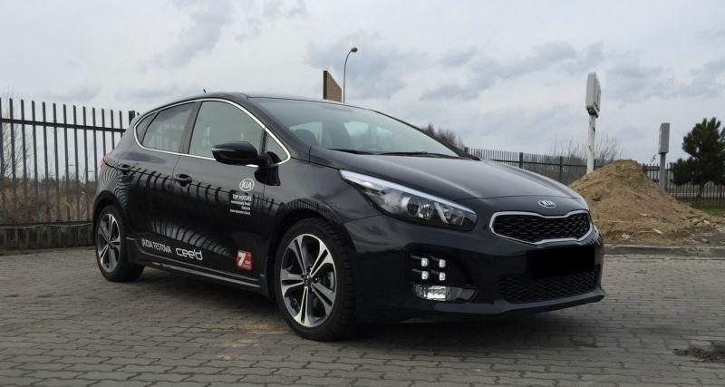Kia Cee'd 1.0 T-GDI GT Line – Koreańska wizja downsizingu