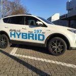Test Toyota RAV 4 HYBRID