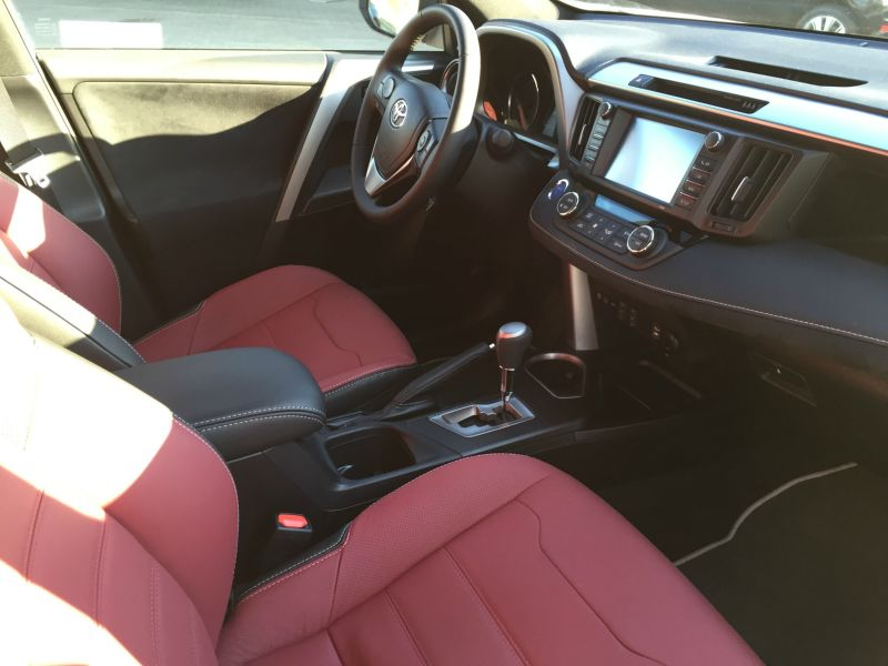 Nowa Toyota Rav4 4x2 2016 Hybrid Testujemy Hybrydę Ekspertcar